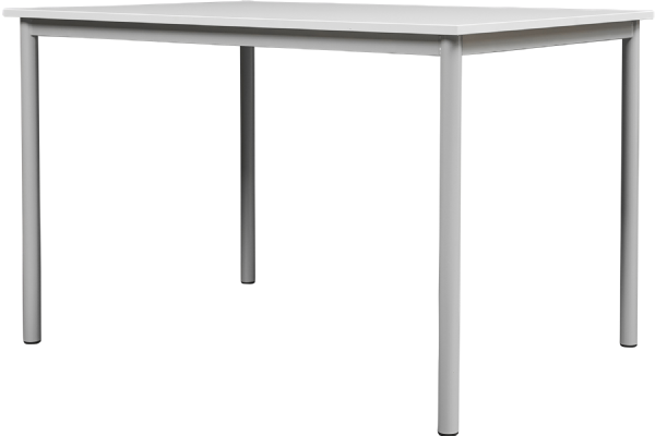Tafel Basic model 1080 ronde poten 75cm hoog (1)