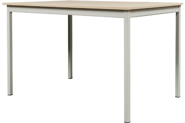 Goedkope Tafel Basic model 1135 met vierkante poten 120x60cm (1)