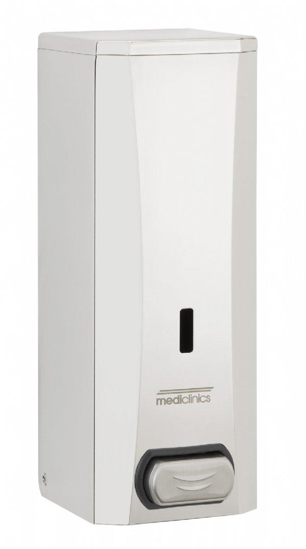 Mediclinics zeepdispenser 1500ml RVS hoogglans DJ0040C voor elke sanitaire ruimten en keuken (1)