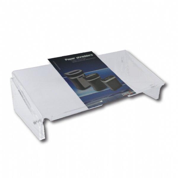 Desq acryl 1540 documenthouder a3, verstelbaar, handig voor documenten (1)