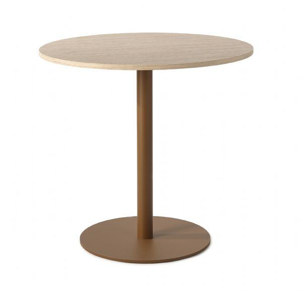 Ronde tafel 80cm rond Homeware model 1860 bamboe blad (1)