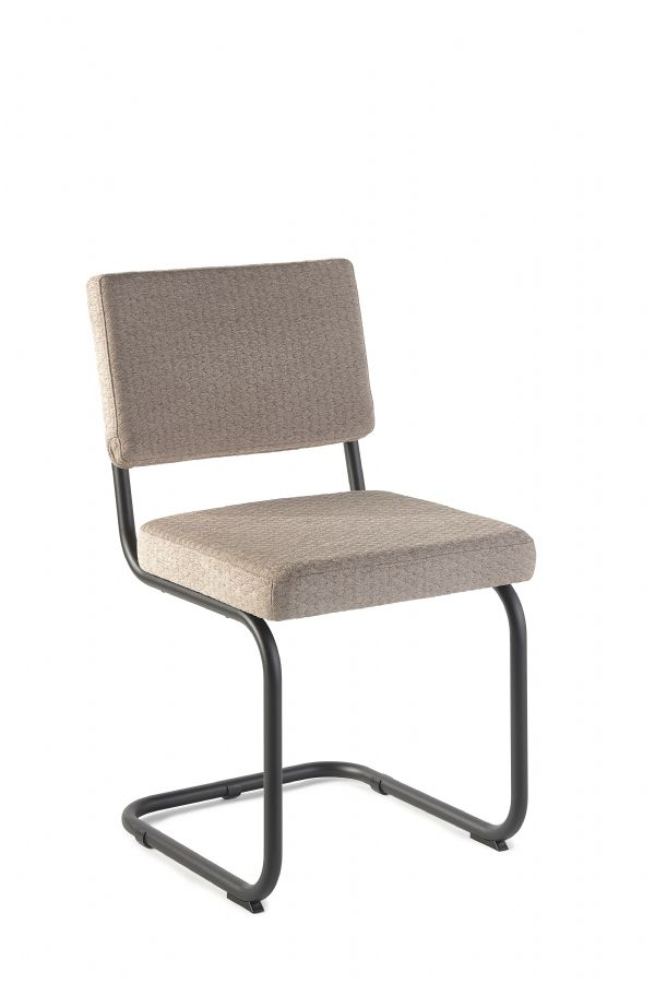 Slede stoel homeware model 4416 gestoffeerd (1)