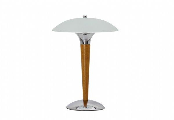 Maul bureaulamp mauldome 8260295, leuke design lamp met spaarlampen (1)