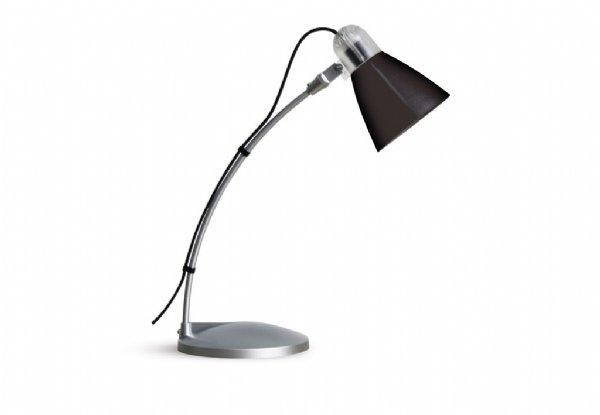 Maul spaarlamp maulflora, kleur zwart, 9 watt 8230890 (1)