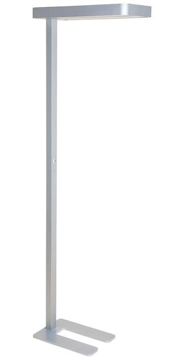 Maul led werkplaatslamp mauljupiter in aluminium, dimbaar 8259095 (1)