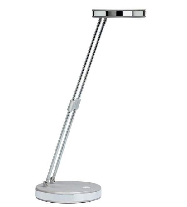 Maul bureaulamp led maulpuck, zilver 8201295 (1)