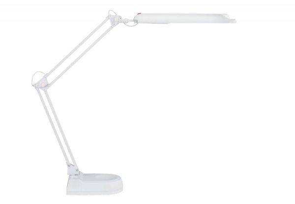 Maul bureaulamp led maulatlantic wit, met voet 8203602 / duurzame LED verlichting (1)