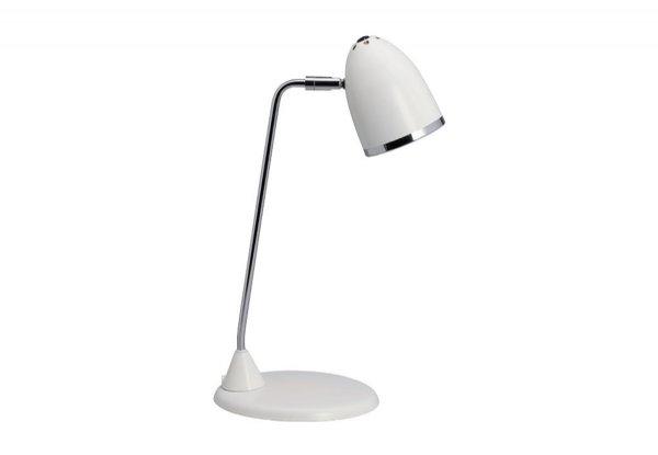 Maul spaarlamp maulstarlet wit 8231002 ?/ leuke bureaulamp (1)