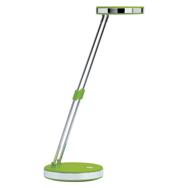 Maul bureaulamp led maulpuck, lime 8201254 (1)