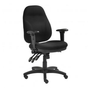 Kantoorstoel Ankaa zwart budget stoel (1)