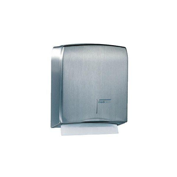 handdoekdispenser Mediclinics RVS matstaal DT0106CS