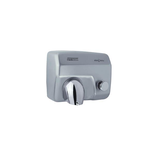 Handendroger Mediclinics Saniflow E88CS drukknop