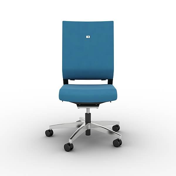 Bureaustoel Impulse Viasit 412.2 serie gestoffeerd zeer comfortabel en voordelig (1)