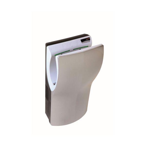 Dualflow Plus handendroger Mediclinics RVS look M12ACS