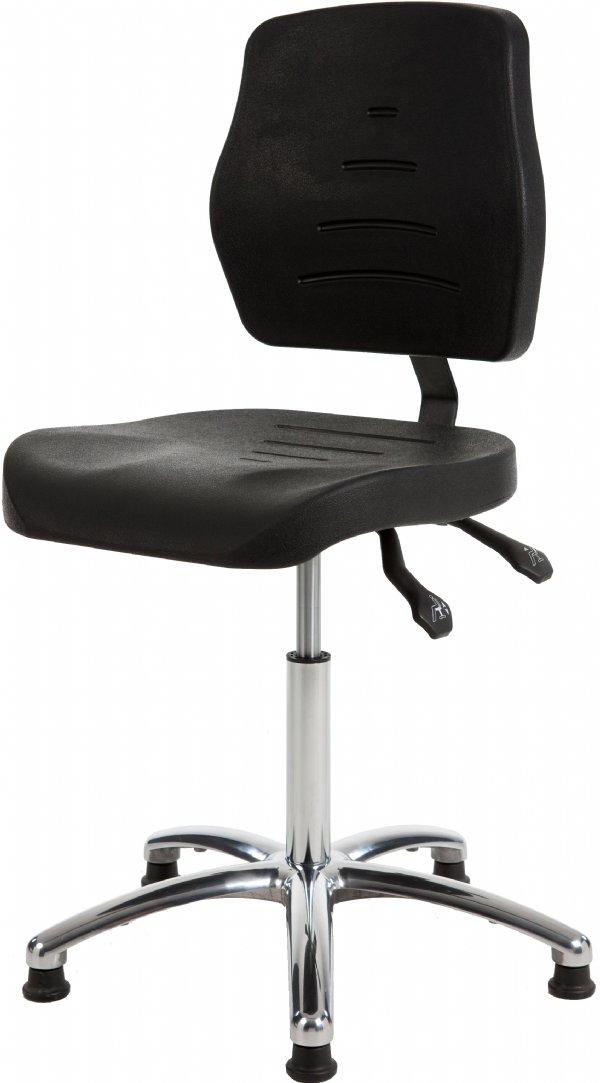 Ergonomische productiestoel MAX200 met PUR zit en rug | scherpe prijzen en snelle levertijd (1)