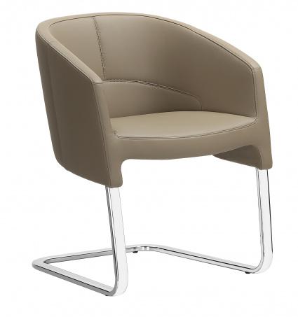OF Course slede stoel Sitland Italiaans design (1)