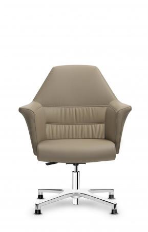 Vergaderstoel Of Course meeting low back 4 spaaks  puur Italiaans design en exclusief voor ieder vergaderruimte (1)
