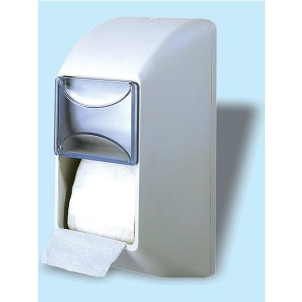 toiletroldispenser PlastiQline PQTwin
