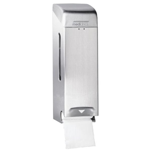 toiletroldispenser mediclinics RVS mat PRO781CS