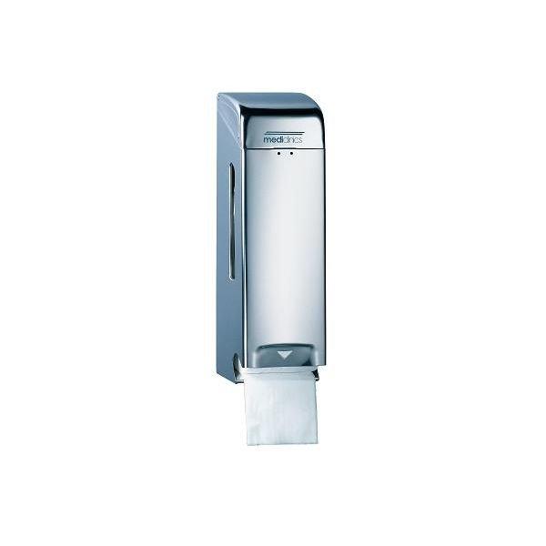 toiletroldispenser Mediclinics rvs hoogglans PRO781C