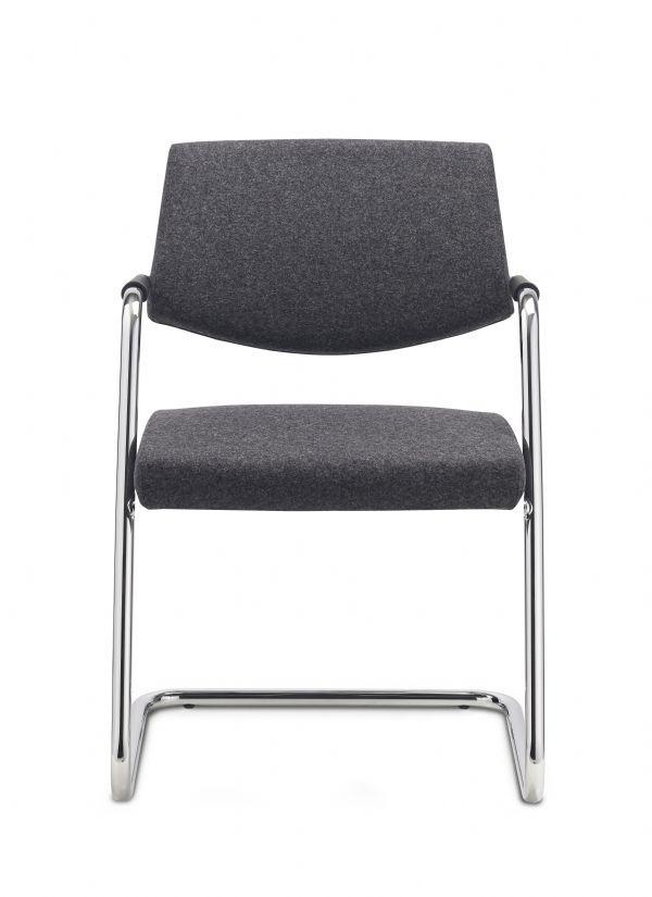 Voordelige slede stoel PassePartout medium back super zitcomfort (1)