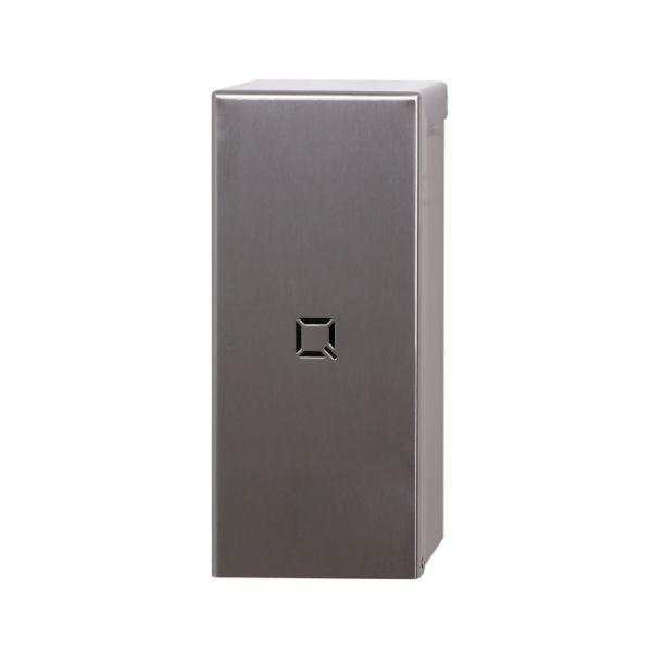 Foamzeepdispenser Qbic-line RVS mat QSDRAF SSL