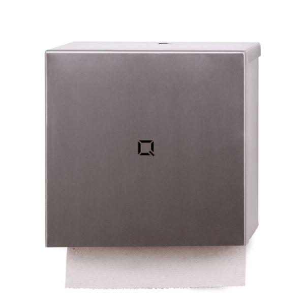 Handdoekdispenser Qbic-line QPT3 SSL