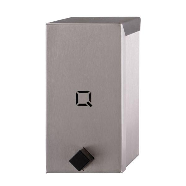 Zeepdispenser Qbic-line RVS-mat QSDR04 SSL