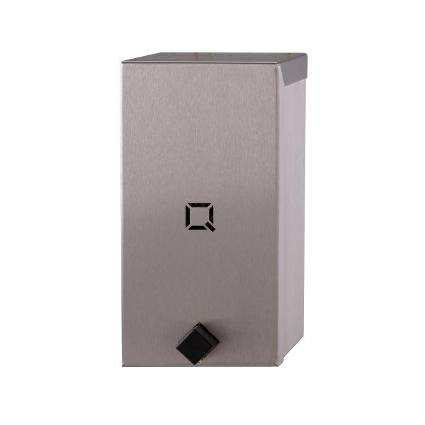 Zeepdispenser Qbicline rvs mat QSDR08SSL