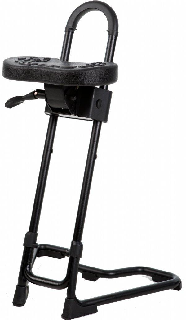 Stahulp ST 100 met PU zitting zwart   leverbaar (1)