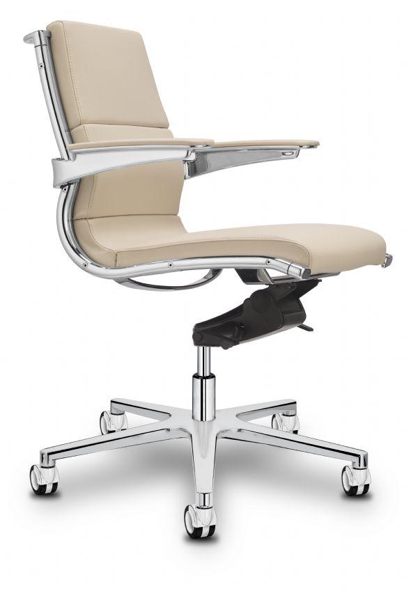 Manager bureaustoel Sit-it classic medium back Italiaans top design voor topprijs (1)