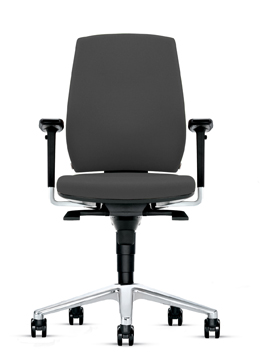Comfortabele bureaustoel Teamwork 2 | goede kwaliteit en prima zitcomfort (1)