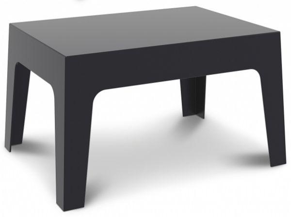 BOX tafel zwart 100% recyclebaar polypropyleen (1)