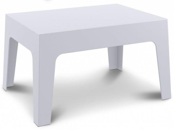 Terras tafel BOX PP kleur zilvergrijs (1)